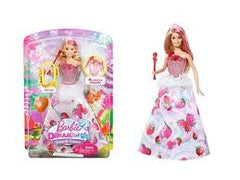 MT BARBIE DREAMTOPIA MAGICAL LIGHT/SOUND DYX28 - Wild Willy - Toys Lebanon