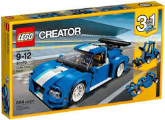 LG CREATOR TURBO TRACK RACER (31070) - Wild Willy - Toys Lebanon
