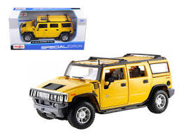 MS HUMMER H2 1:27 ( MS31231 ) - Wild Willy - Toys Lebanon