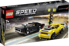 LG SPEED CHAMPIONS 75893 - Wild Willy - Toys Lebanon