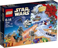LG STAR WARS ADVENT CALENDAR 6-14 75184 - Wild Willy - Toys Lebanon