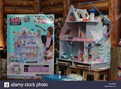 MGA L.O.L. SURPRISE CHALET FURNITURE INCLUDED - Wild Willy - Toys Lebanon