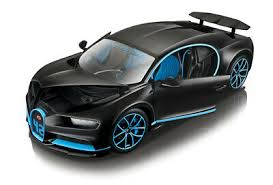BU BUGATTI CHIRON 1:18 NO 42 - Wild Willy - Toys Lebanon