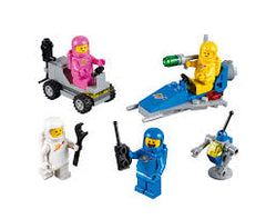 LG THE LEGO MOVIE 2 BENNYS SPACE SQUAD 5+ LG70841 - Wild Willy - Toys Lebanon