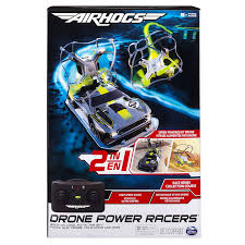 AIR HOGS 2-in-1 Power Racer Drone - Wild Willy