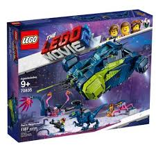 LG THE LEGO MOVIE 2 REX.S REXPLORE 9+ LG70835 - Wild Willy - Toys Lebanon