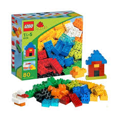 LEGO® DUPLO® Basic Bricks Deluxe 6176 - Wild Willy