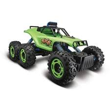 MS RC ROCK CRAWLER XXXL 6X6 - Wild Willy - Toys Lebanon