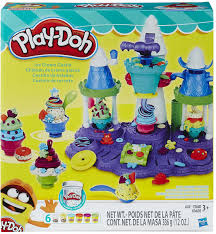 Play-Doh Ice Cream Castle - Wild Willy - Toys Lebanon