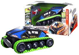 MS TECH R/C CYKLONE ATTACK - Wild Willy
