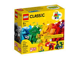 LG CLASSIC BRICKS 4+ 11001 - Wild Willy - Toys Lebanon