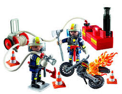 PM FIREFIGHTERS WITH WATER PUMP (5365) - Wild Willy - Toys Lebanon