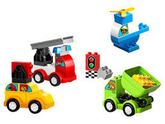 LG DUPLO MY FIRST CAR CREATIONS 1 1/2+ 10886 - Wild Willy - Toys Lebanon