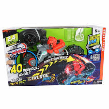 MS TECH CYKLONE DRIFT 40 WHEELS - Wild Willy - Toys Lebanon