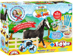 CRAZE CLOUD SLIME FLO MEE HORSE MODELLING 5+ - Wild Willy - Toys Lebanon