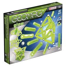 Geomag GLOW 40 pcs ( GM330 ) - Wild Willy - Toys Lebanon