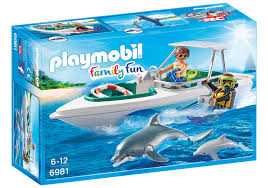 PM DIVING TRIP WITH SPEEDBOAT (6981) - Wild Willy - Toys Lebanon