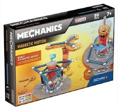 GEOMAG MECHANICS MAGNETIC MOTION 86PCS GM761 - Wild Willy - Toys Lebanon