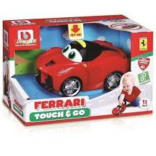 BBJ FERRARI TOUCH & GO LaFERRARI - Wild Willy - Toys Lebanon