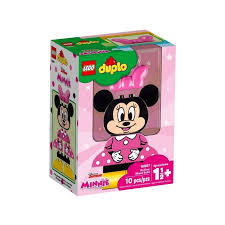 LG DUPLO DISNEY MY FIRST MINNIE BUILD 1 1/2+ 10897 - Wild Willy - Toys Lebanon