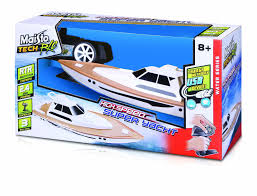 MS TECH HI-SPEED BOAT - SUPER YACHT - Wild Willy - Toys Lebanon