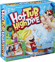 Hasbro Hot Tub High Dive - Wild Willy - Toys Lebanon