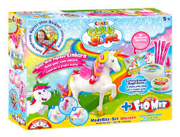 CRAZE CLOUD SLIME FLO MEE UNICORN MODELLING 5+ - Wild Willy - Toys Lebanon
