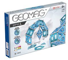 GEOMAG PRO COLOR 174PCS GM025 - Wild Willy - Toys Lebanon