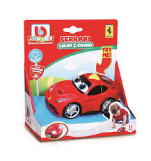 Bburago FERRARI LIGHT & SOUNDS F12 BERLINETTA - Wild Willy - Toys Lebanon