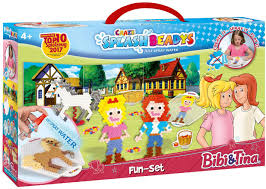 CRAZE SPLASH BEADYS BIBI & TINA 4+ - Wild Willy - Toys Lebanon