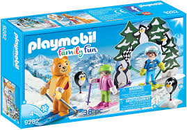 PM SKI LESSON - Wild Willy - Toys Lebanon