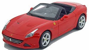 Bburago Ferrari California T (Open Top) - Wild Willy - Toys Lebanon