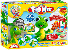CRAZE FLO MEE MODELLING SET DINO 5+ - Wild Willy - Toys Lebanon