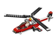 lego Creator 3-in-1 Propeller Plane 31047 - Wild Willy