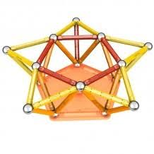 GEOMAG COLOR 64PCS GM262 - Wild Willy - Toys Lebanon