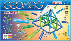 GEOMAG COLOR 91PCS GM263 - Wild Willy - Toys Lebanon