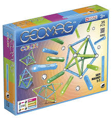 GEOMAG COLOR 35 PCS GM261 - Wild Willy - Toys Lebanon