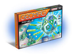 GEOMAG PANELS 192PCS GM464 - Wild Willy - Toys Lebanon
