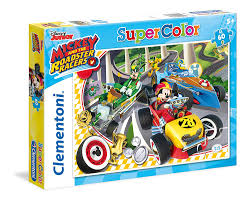 CL MICKEY & THE ROADSTERS 60PCS 5+ - Wild Willy - Toys Lebanon