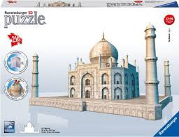 PUZZLE 3D TAJ MAHAL - 216 PIECES - Wild Willy