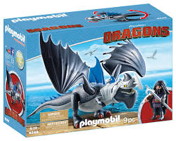 PM DRAGONS & THUNDERCLAW 4-12 (PM9248) - Wild Willy - Toys Lebanon