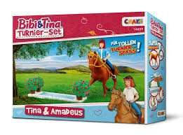 CRAZE BIBI & TINA TINA & AMADEUS SET - Wild Willy - Toys Lebanon
