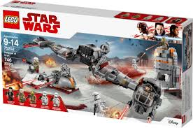 LG STAR WARS DEFENSE OF CRAIT 9-14 75202 - Wild Willy - Toys Lebanon