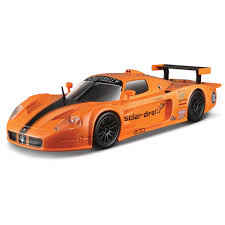 BU 1:24 MASERATI MC12 (21078) - Wild Willy - Toys Lebanon
