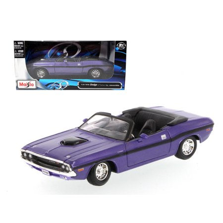 MS CHALLENGER CONVERTIBLE 1:24 - Wild Willy - Toys Lebanon