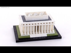 Lego Architecture Lincoln Memorial 21022 - Wild Willy