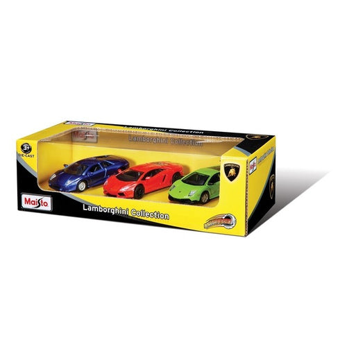 MS LAMBORGHINI 3 PACK POWER RACER - Wild Willy - Toys Lebanon
