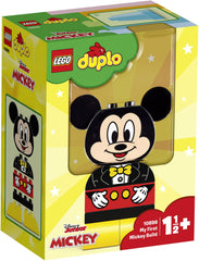 LG DUPLO DISNEY MY FIRST MICKEY BUILD 1 1/2+ 10898 - Wild Willy - Toys Lebanon