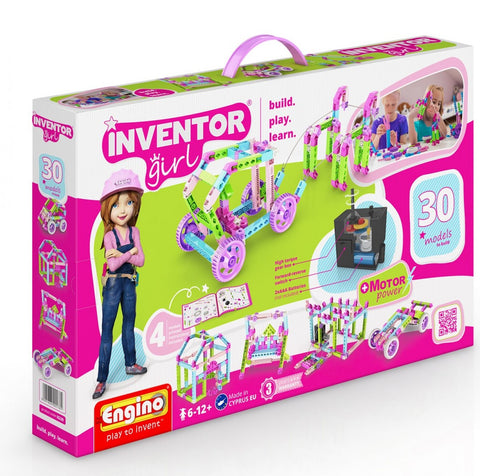EN INVENTOR GIRLS 30 MODELS IG30 - Wild Willy - Toys Lebanon