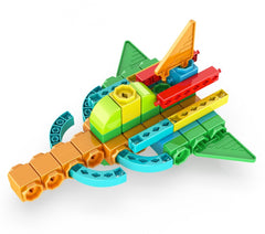 QBOIDZ 4 IN 1 MULTIMODELS SPACESHIP QB04B - Wild Willy - Toys Lebanon